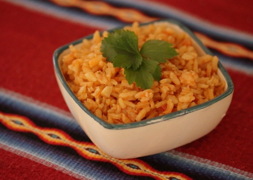 red spanish rice