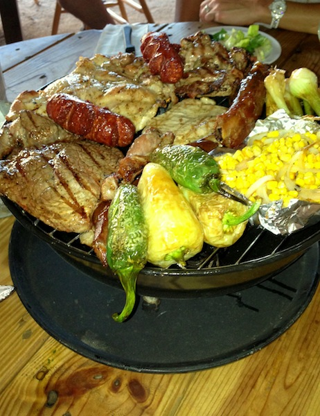 Parrillada Casa Vieja - $450 MXN (about $45 USD), Photo credit: Lola's Cocina