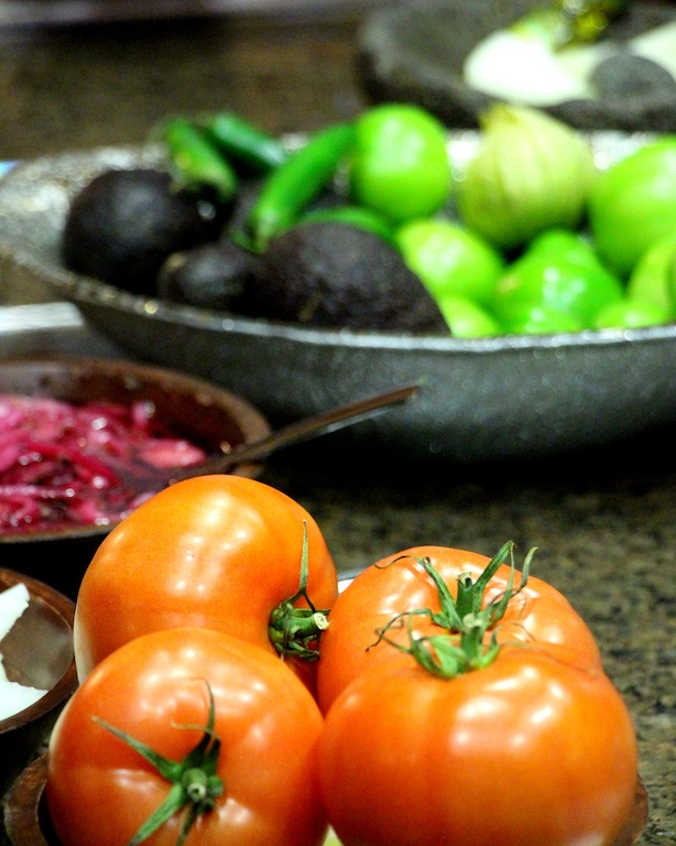 Fresh, quality ingredients are always make for some great Mexican food!