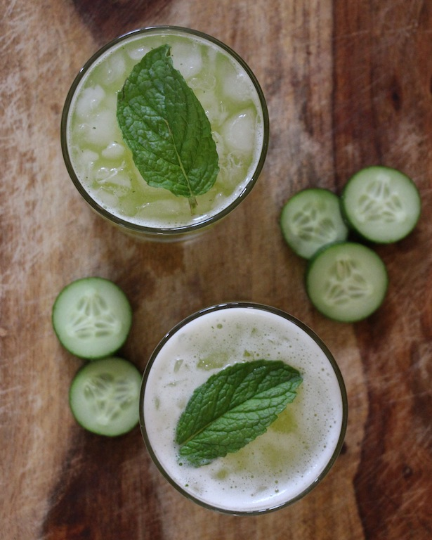 Cucumber Cooler by Lola's Cocina