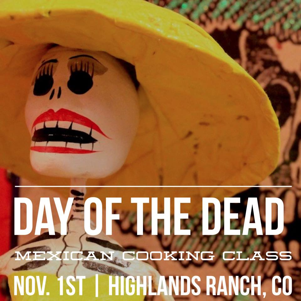 Day of the Dead Cooking Class