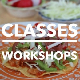 Mexican Cooking Classes with Lola's Cocina