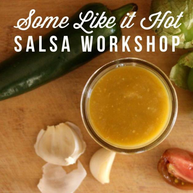 Some Like it Hot Salsa Workshop | Lola's Cocina