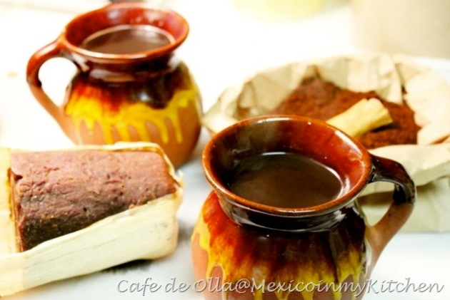 cafe-de-olla-mexico in my kitchen