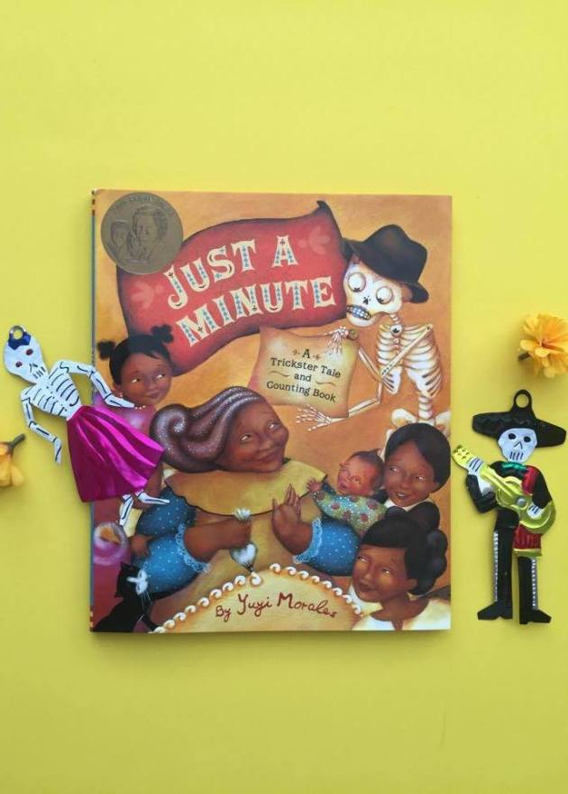just-a-minute-bilingual-book
