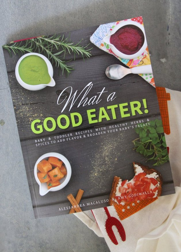 What a Good Eater! Cookbook