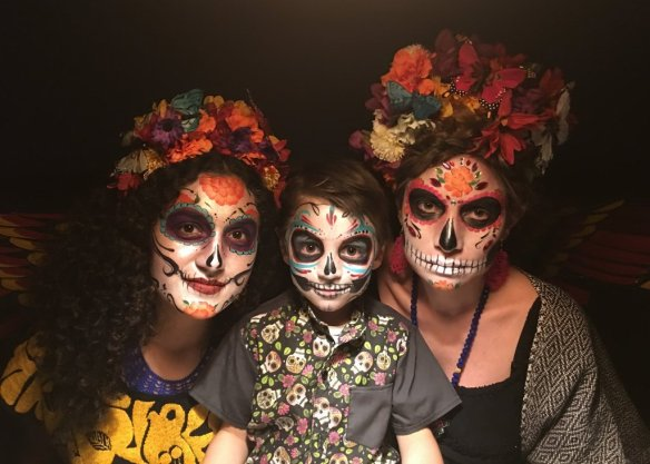 Day of the Dead: Passing on Cultural Traditions from One