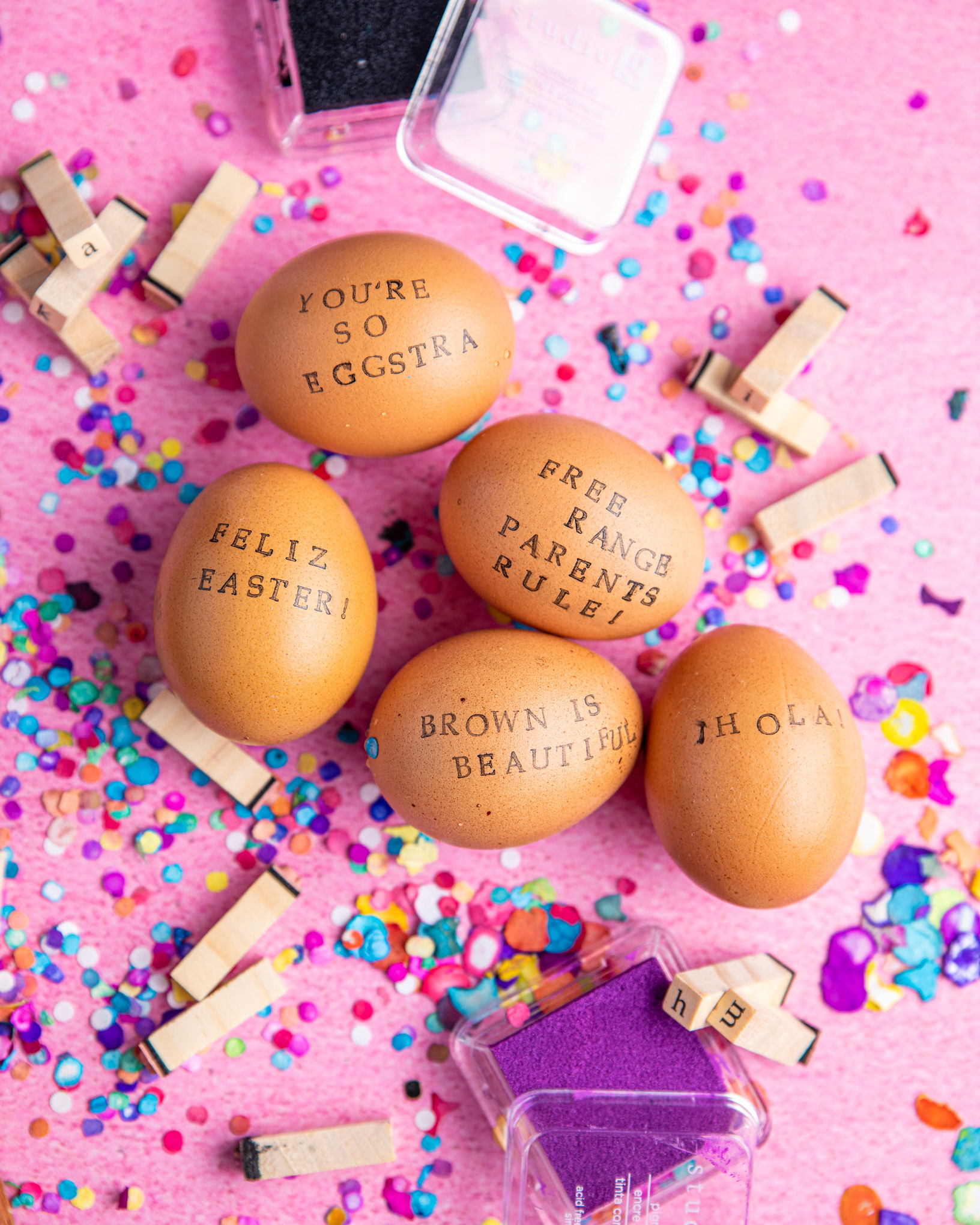 5-Mexican Easter Egg Decorating Ideas | lolascocina.com